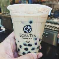 BoBa Tea Company Branded Food Packaging