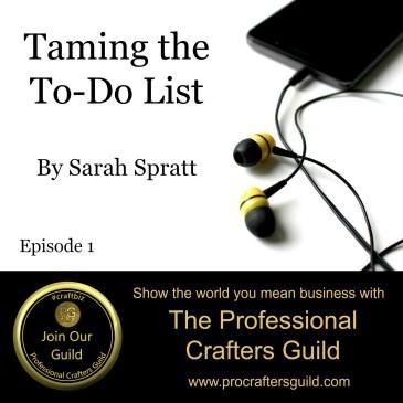 [1] Taming the  To-Do List By Sarah Spratt