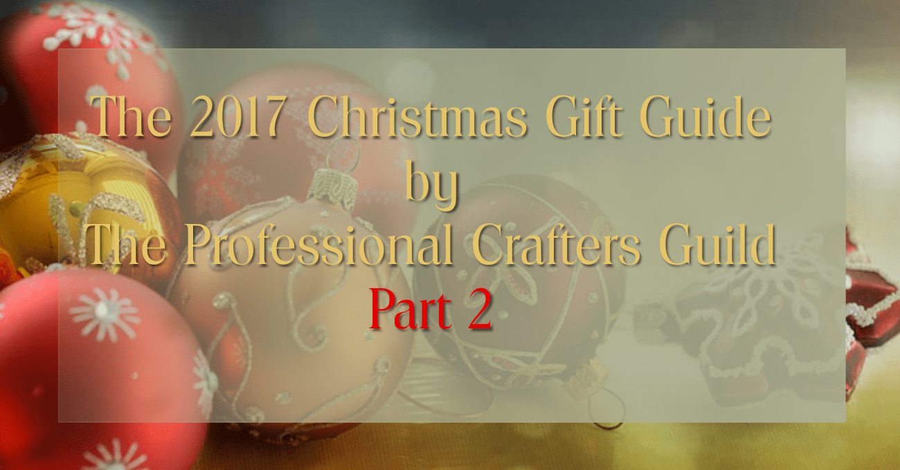 The PCG 2017 Christmas Gift Guide – Part 2