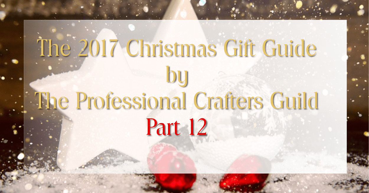 The PCG 2017 Christmas Gift Guide – Part 12