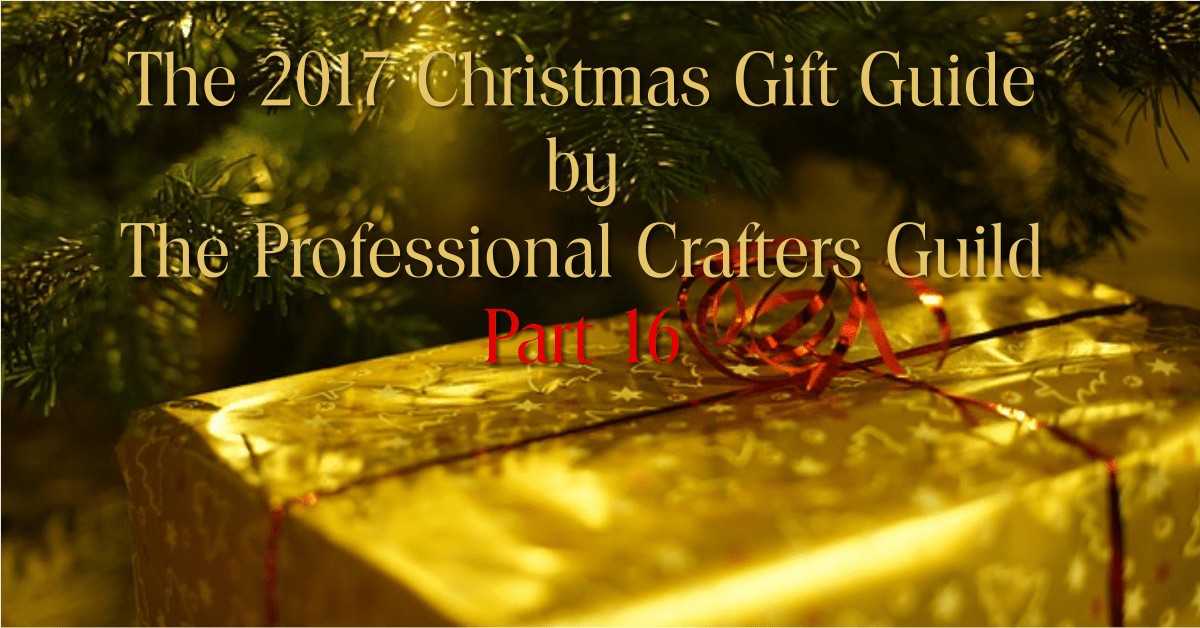 The PCG 2017 Christmas Gift Guide – Part 16
