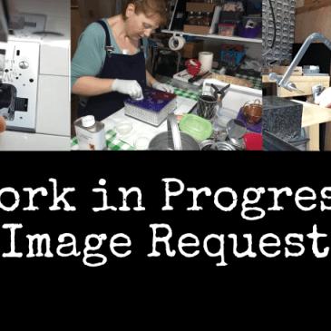 Work in Progress Image Request