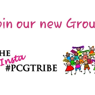 Join our new Insta #PCGTribe
