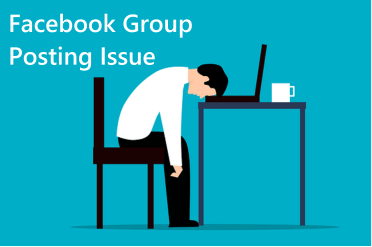 Facebook Group Posting Issue Solved