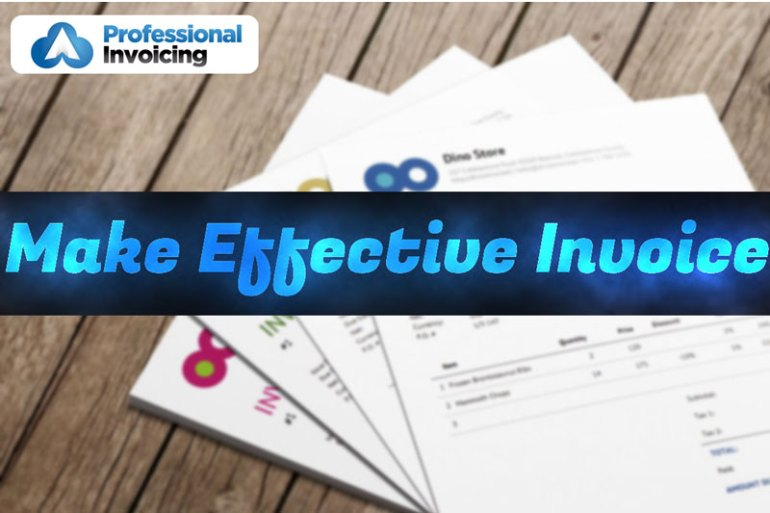 Tips for Making Your Invoices More Effective
