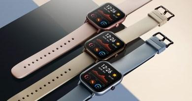 Recenzja sportowego smartwatcha Amazfit GTS