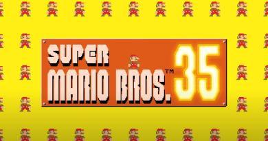 Retro recenzje – Super Mario Bros na 35 lecie powstania.