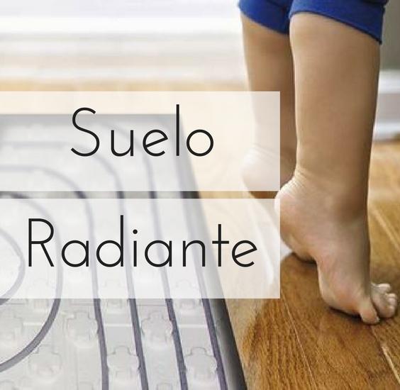 el suelo radiante
