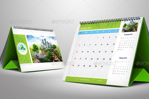 50 Best Calendar Designs For Inspiration In Saudi Arabia 2016
