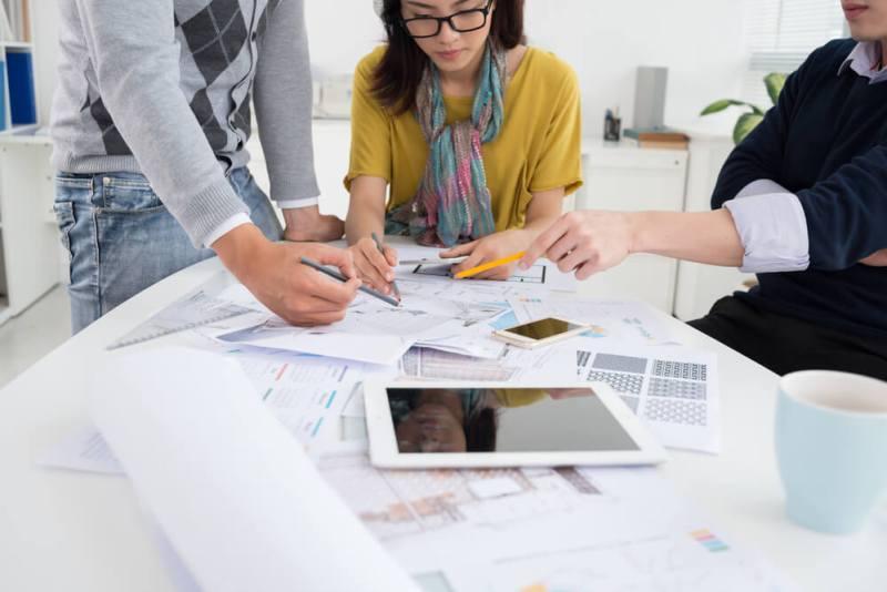 como abrir um escritório de design de interiores