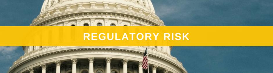 regulatory risk