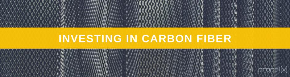 Investing in Carbon Fiber