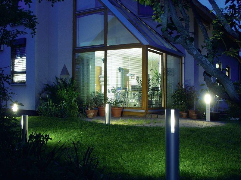 Jakie Lampy Wybrać Do Oświetlenia Ogrodu Blog Budowlano