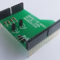 Arduino 2 Raspberry Pi Bridge Shield