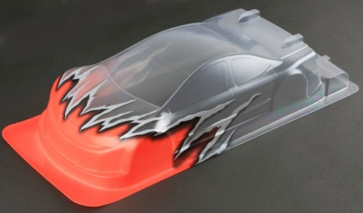 vacuum-Formed-RC-Car-Body
