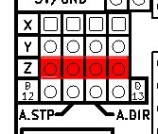 Arduino-CNC-Shield-V3-4th Clone Z-Axis