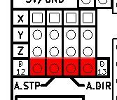 Arduino-CNC-Shield-V3-4th D12-D13