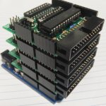 Arduino MORE-CORE Shield – Turning your Arduino project into a multi-core setup.