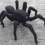 Robugtix Introduces a life like Spiderbot