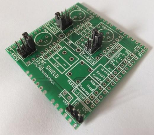 Arduino-CNC-Shield-Assemble-001