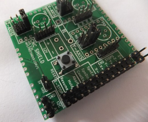 Arduino-CNC-Shield-Assemble-006