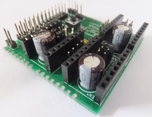 Arduino-CNC-Shield-Assemble-012