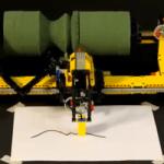 LEGO CNC Lathe
