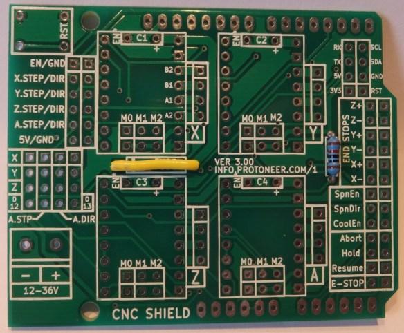 Arduino-CNC-Shield-V3-Assemble-Step1