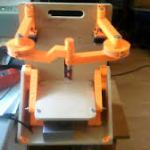 RepRap Wally – Fast and very smooth 3d Printer