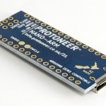 NANO-ARM : Arduino Zero Compatible but in Arduino Nano Form Factor