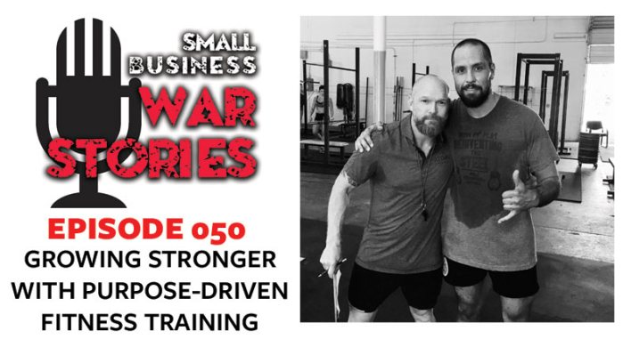 Growing Stronger with Purpose-Driven Fitness Training | Tod Moore