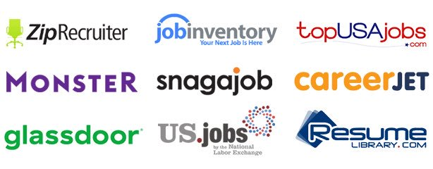 Image result for job ad board  logos