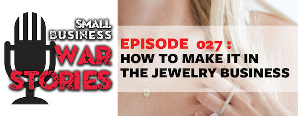 How to Make it in the Jewelry Business | Brooke Worthington Jewelry