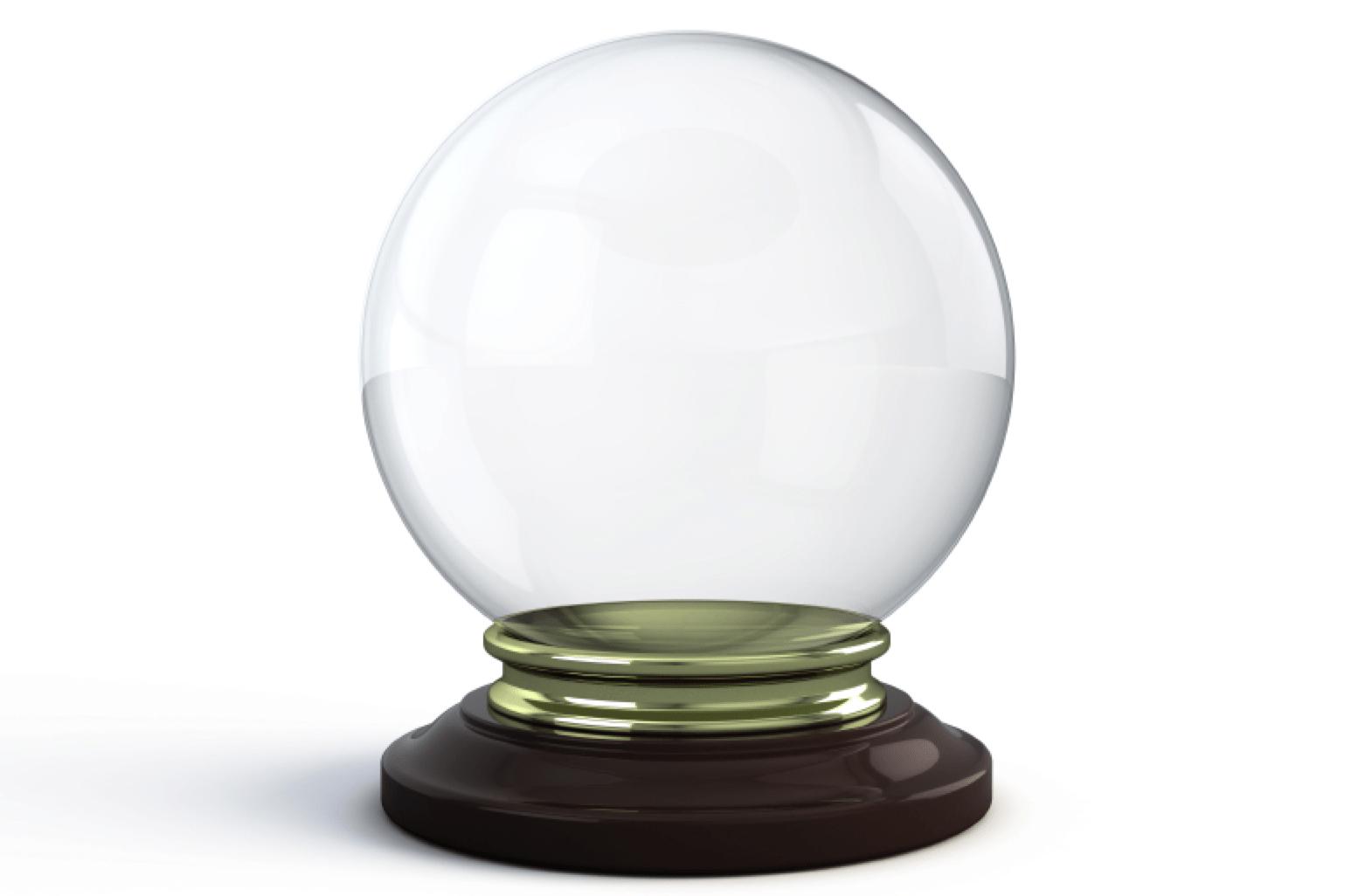 Resultado de imagen para crystal ball