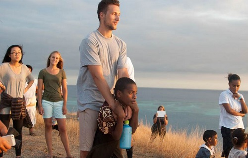 This past summer a group of PUC students went to Fiji for a mission trip.