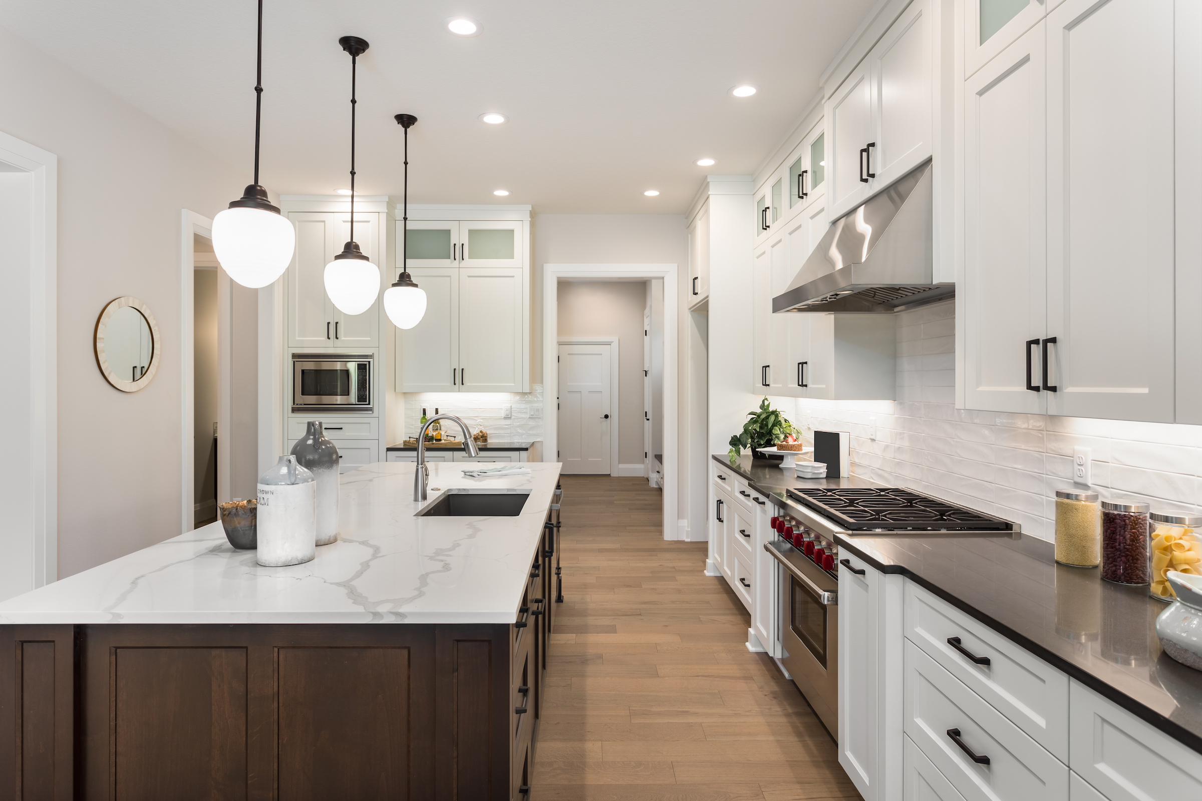 how to install pendant lighting step by