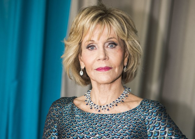 Jane Fonda, 82, says she uses weed pen to help her sleep because it's 'better' than pills