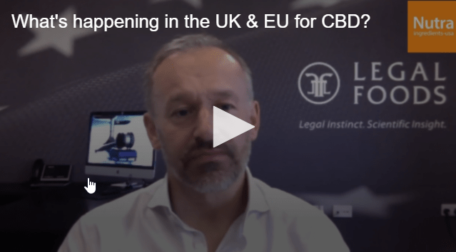 What's happening in the UK & EU for CBD?