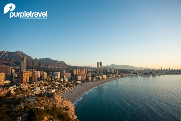 Benidorm holidays from purple travel