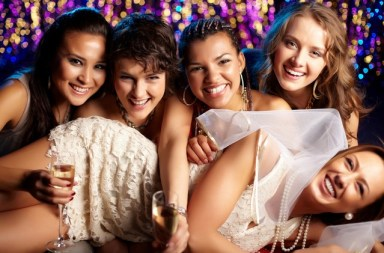 Best Hen dos from PurpleTravel.co.uk