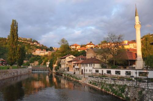 Europes cheapest cities: Turkish Quarter River Sarajevo