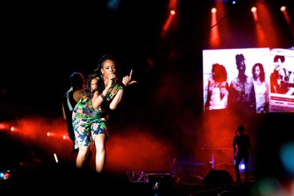 Rihanna hard rock hotel Punta Cana