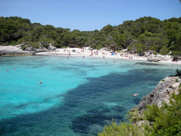 Cala Turqueta Menorca from Purple Travel