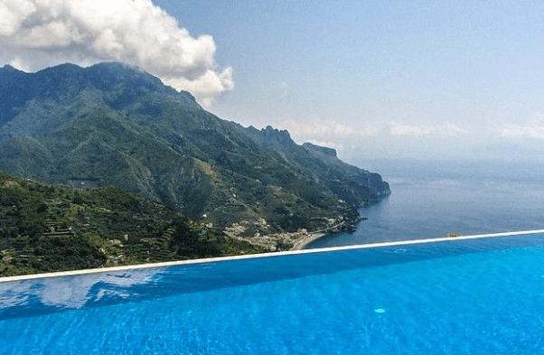 Hotel Caruso Ravello, Amalfi Coast, Italy