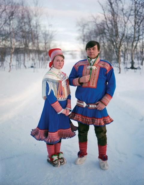 Rovaniemi -- Sami people