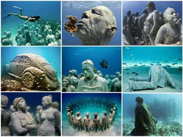 MASA Underwater Museum