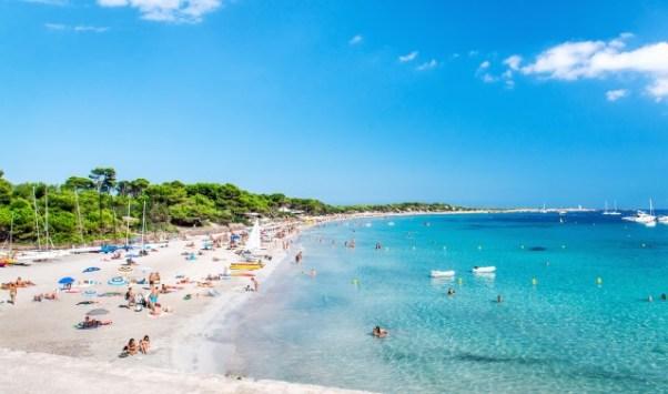 Beaches in Ibiza