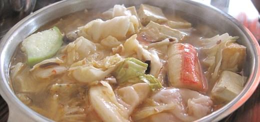 豬肉臭臭鍋,一樣的,料很豐盛,火鍋料跟菜都給的足夠....