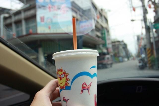 花蓮-廟口紅茶