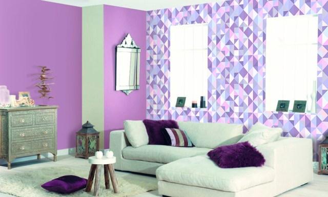 A psicologia das cores e o papel de parede